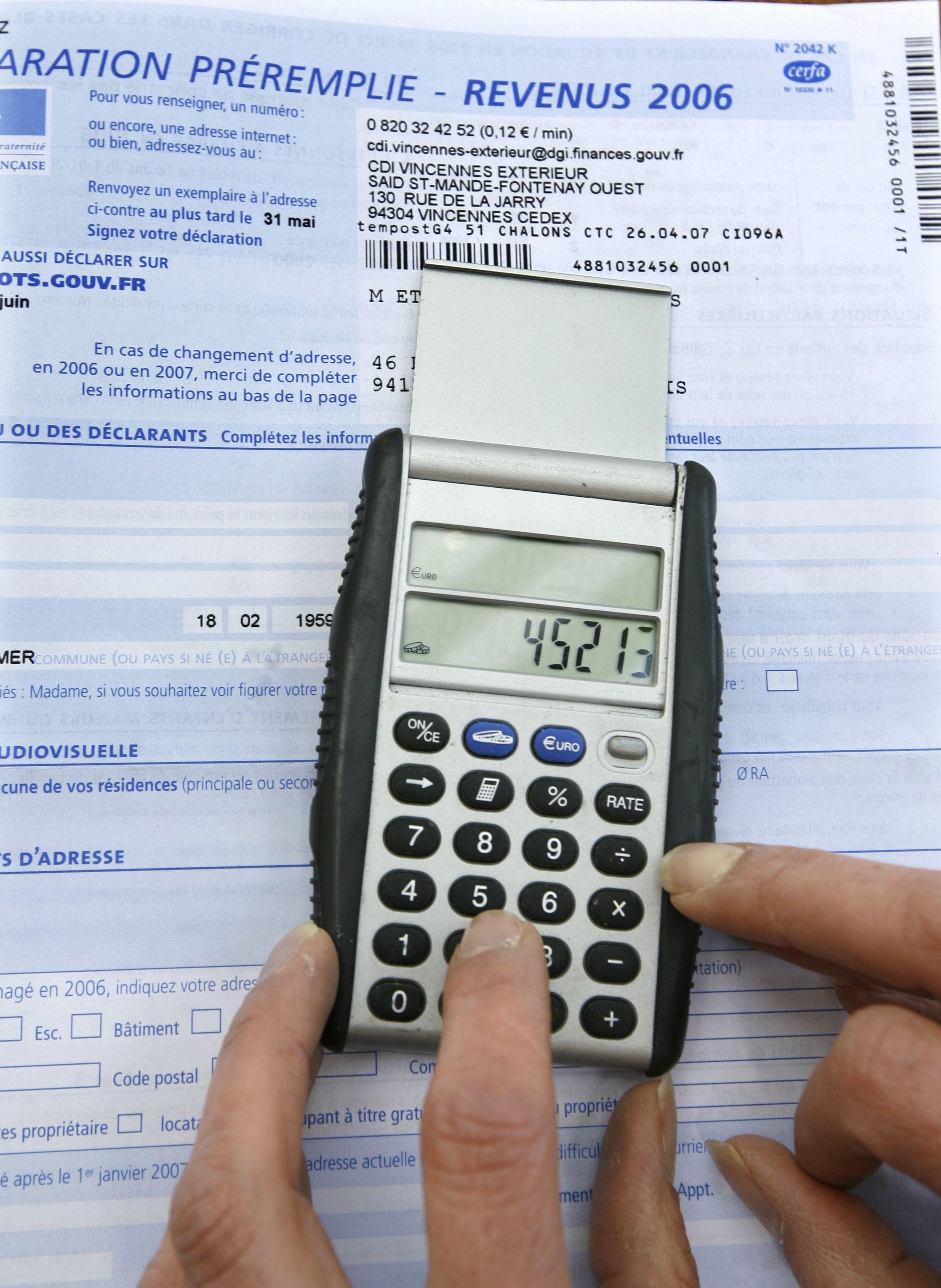 Plus d'1,2 million de demandes de remises gracieuses ont été adressées au fisc en 2013