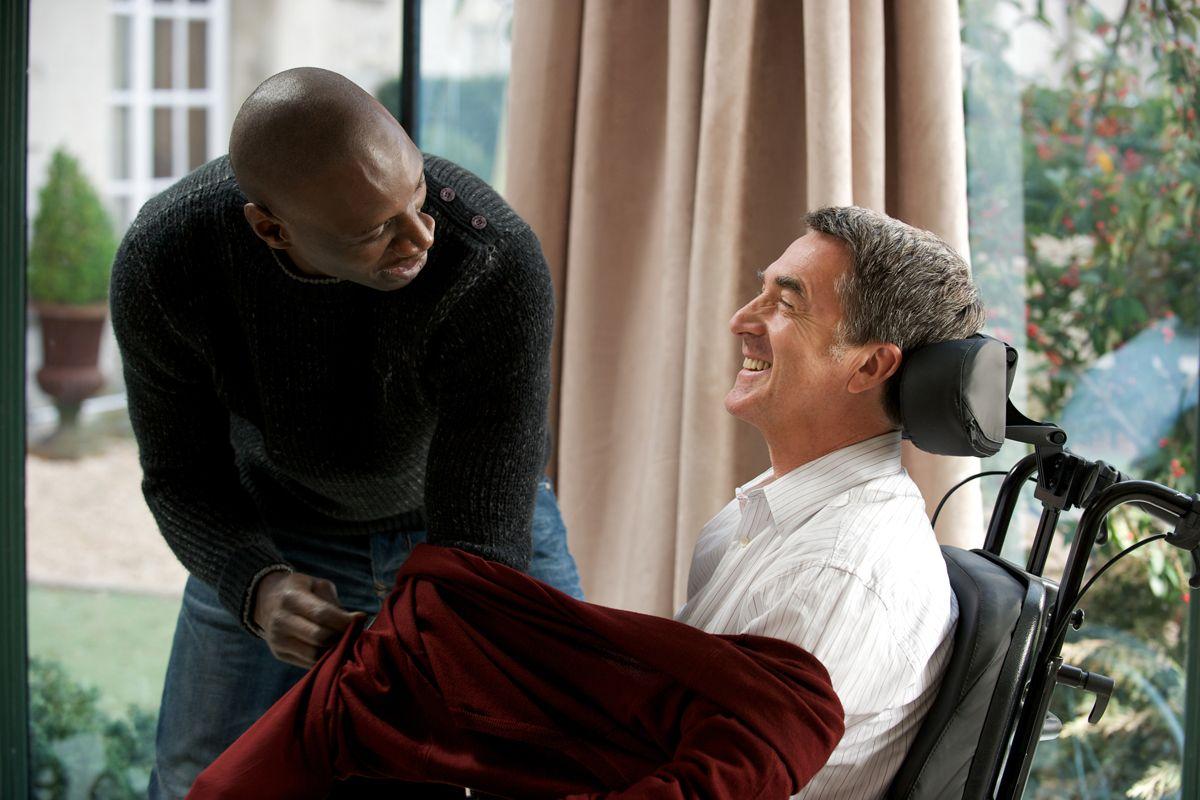 Intouchables : diffusé sur TF1, le film a été suivi par 13,5 millions de Français.