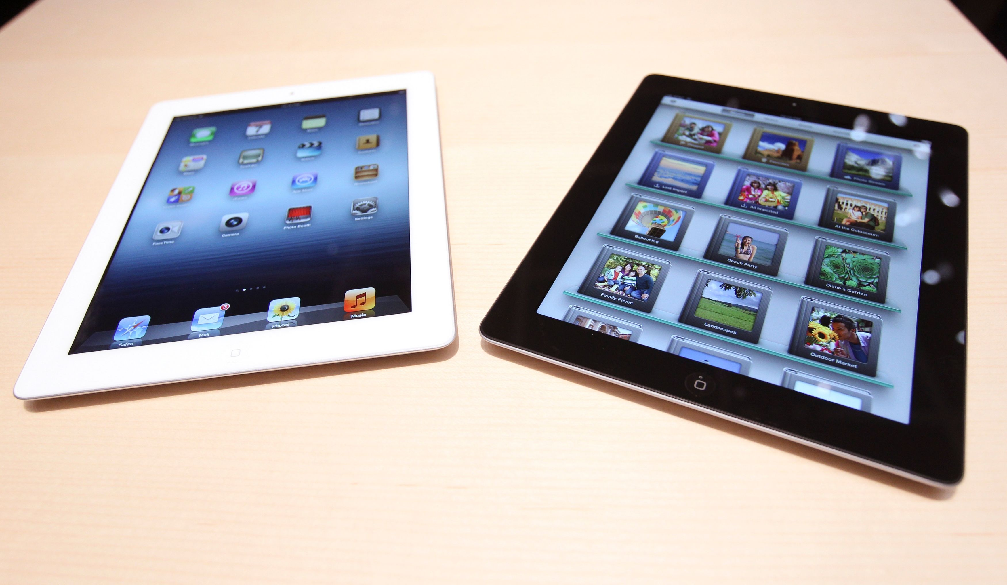 Apple devrait commercialiser un iPad à écran de 12,9 pouces l'année prochaine