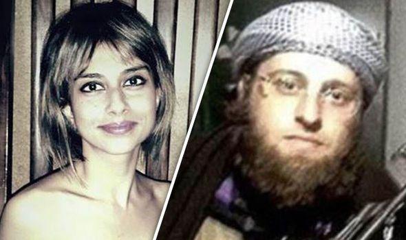 """La """"mariée"""" de l'Etat islamique explique comment elle a épousé l'Américain le plus haut gradé du Califat"""