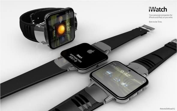 Voilà à quoi devrait rassemble l'iWatch d'Apple