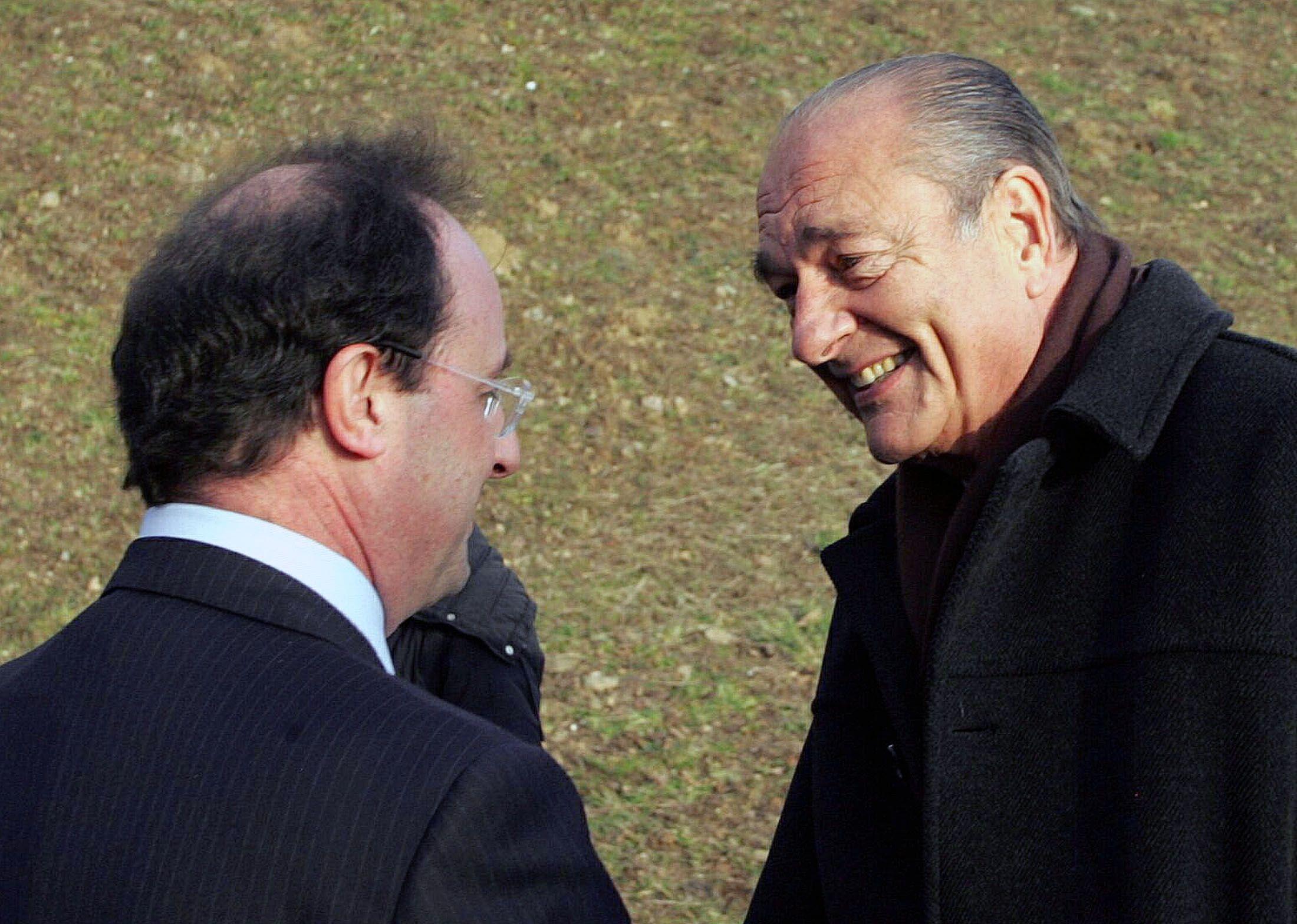 """""""Chirac, Hollande, une histoire corrézienne"""" : qu'est-ce qui les sépare ?"""