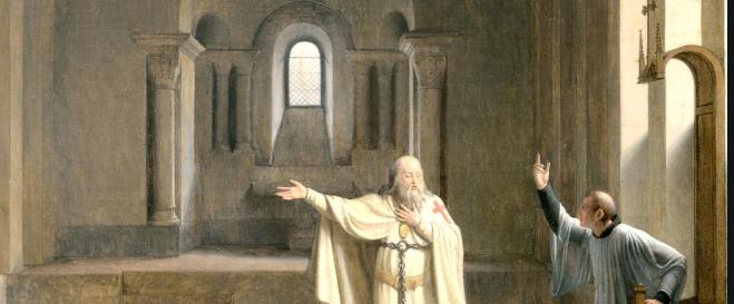 Jacques de Molay ou les mystères du dernier des Templiers