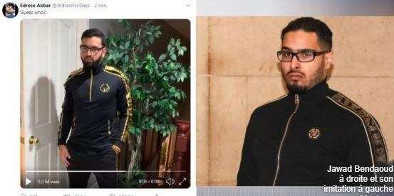 Etats-Unis : un jeune américain choque Twitter après s'être déguisé en Jawad Bendaoud pour Halloween