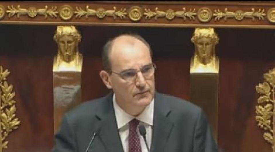 Retrouvez l'intégralité du discours de politique générale de Jean Castex