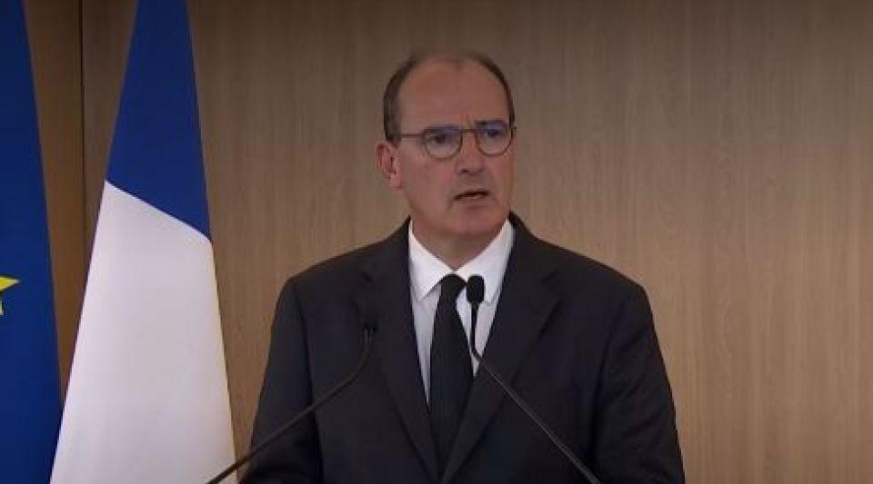 Jean Castex hommage humanitaires français ONG