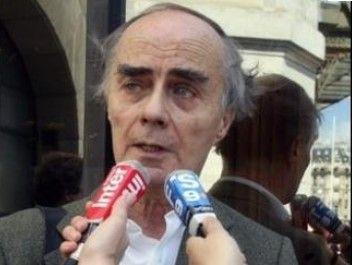 Le père de Jean-Luc Delarue et sa veuve s'affrontent par médias interposés.
