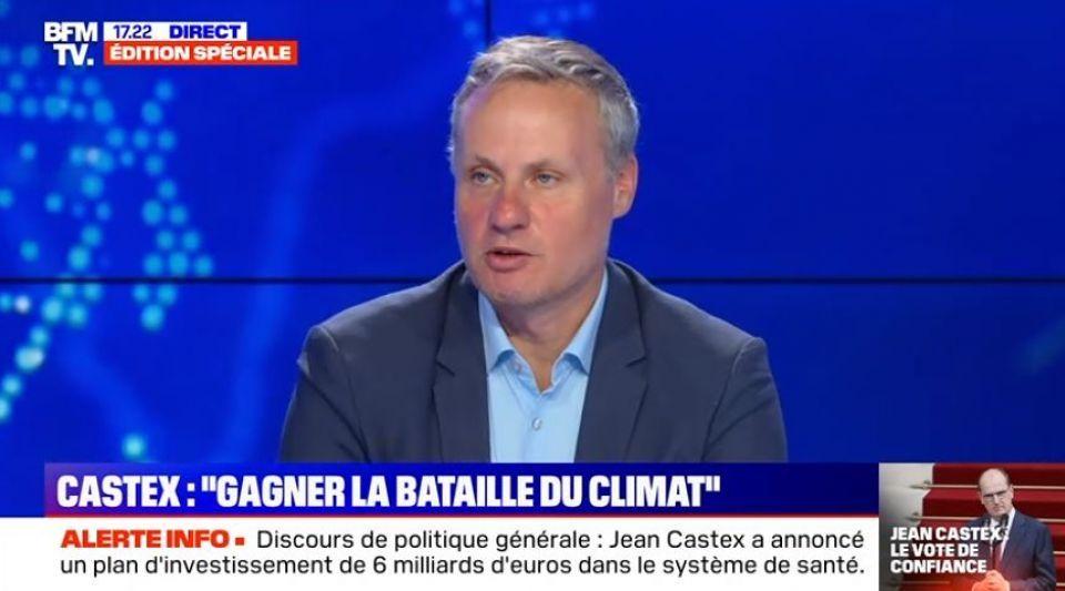 Retrouvez l'analyse de Jean-Sébastien Ferjou sur le discours de politique générale de Jean Castex
