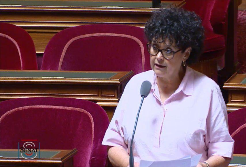 """Jacqueline Eustache-Brinio : """"La France est confrontée à une pression de l'Islam Politique"""""""