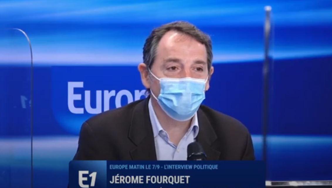 Jérôme Fourquet Europe 1