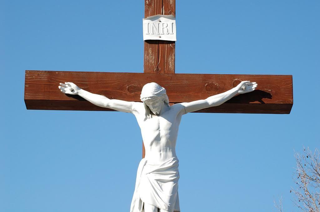 Arabie saoudite : c'est Jésus qu'on crucifie…