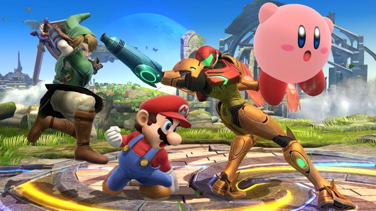 Le jeu de combat vedette de Nintendo revient, meilleur que jamais, avec plus de 50 personnages jouables à l'affiche !