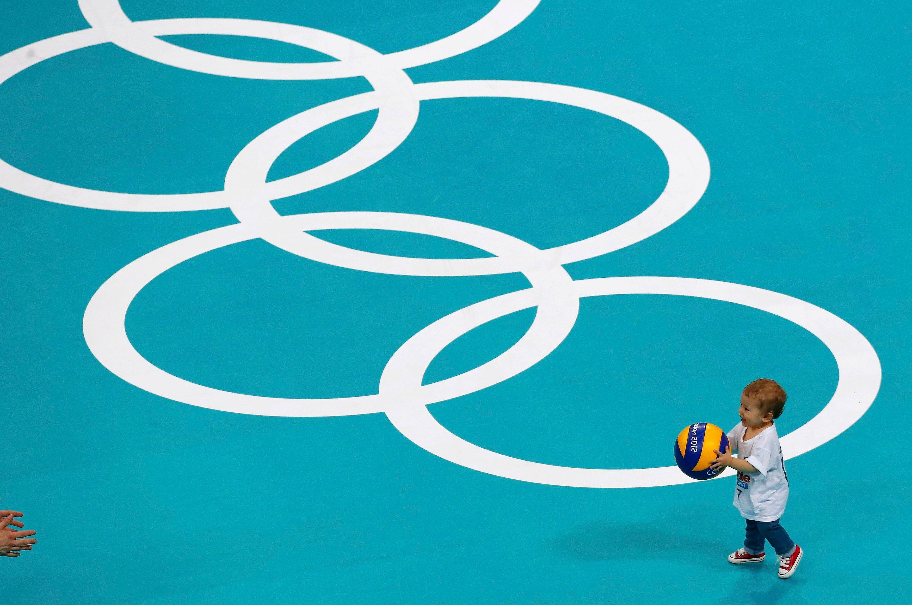 François Hollande souhaite que Paris candidate à l'organisation des Jeux olympiques de 2024.