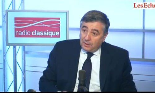 Jean-François Cirelli, vice-président de GDF Suez