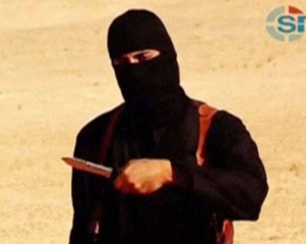 """Les Etats-Unis ciblent """"Jihadi John"""", le bourreau de l'Etat islamique, dans un raid aérien en Syrie"""