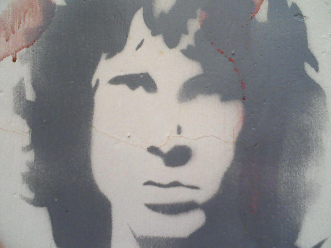 Jim Morrison, l'incarnation absolue de la sex, drug and rock and roll attitude.