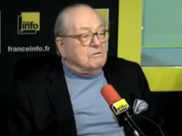 25 000 euros requis contre Jean-Marie Le Pen pour des propos sur les roms