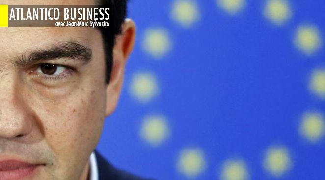 La situation financière oblige Alexis Tsipras à trouver une solution durable au début du mois de juillet.