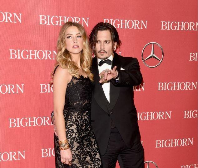 Johnny Depp Amber Heard Elon Musk justice relation couple accusations de violences
