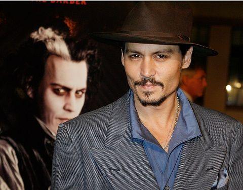 Johnny Depp serait pratiquement ruiné à cause de son train de vie excessif