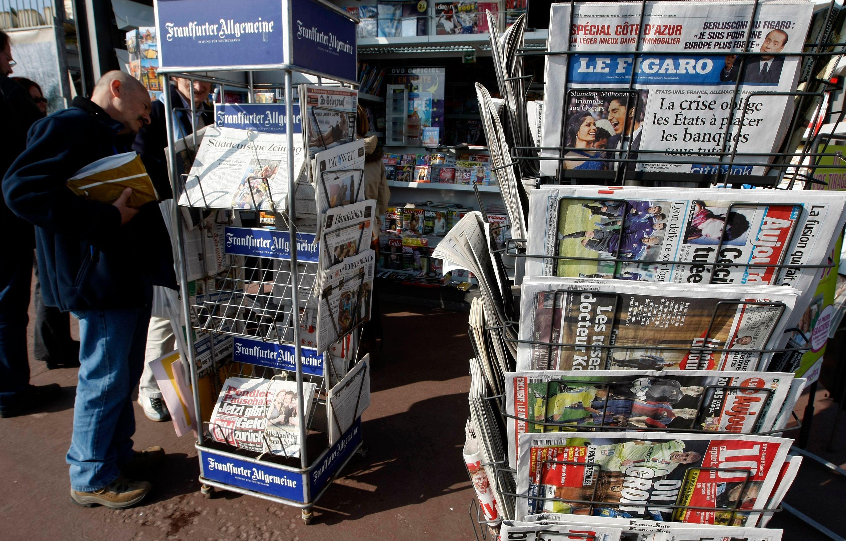 La presse quotidienne régionale fête ses 70 ans