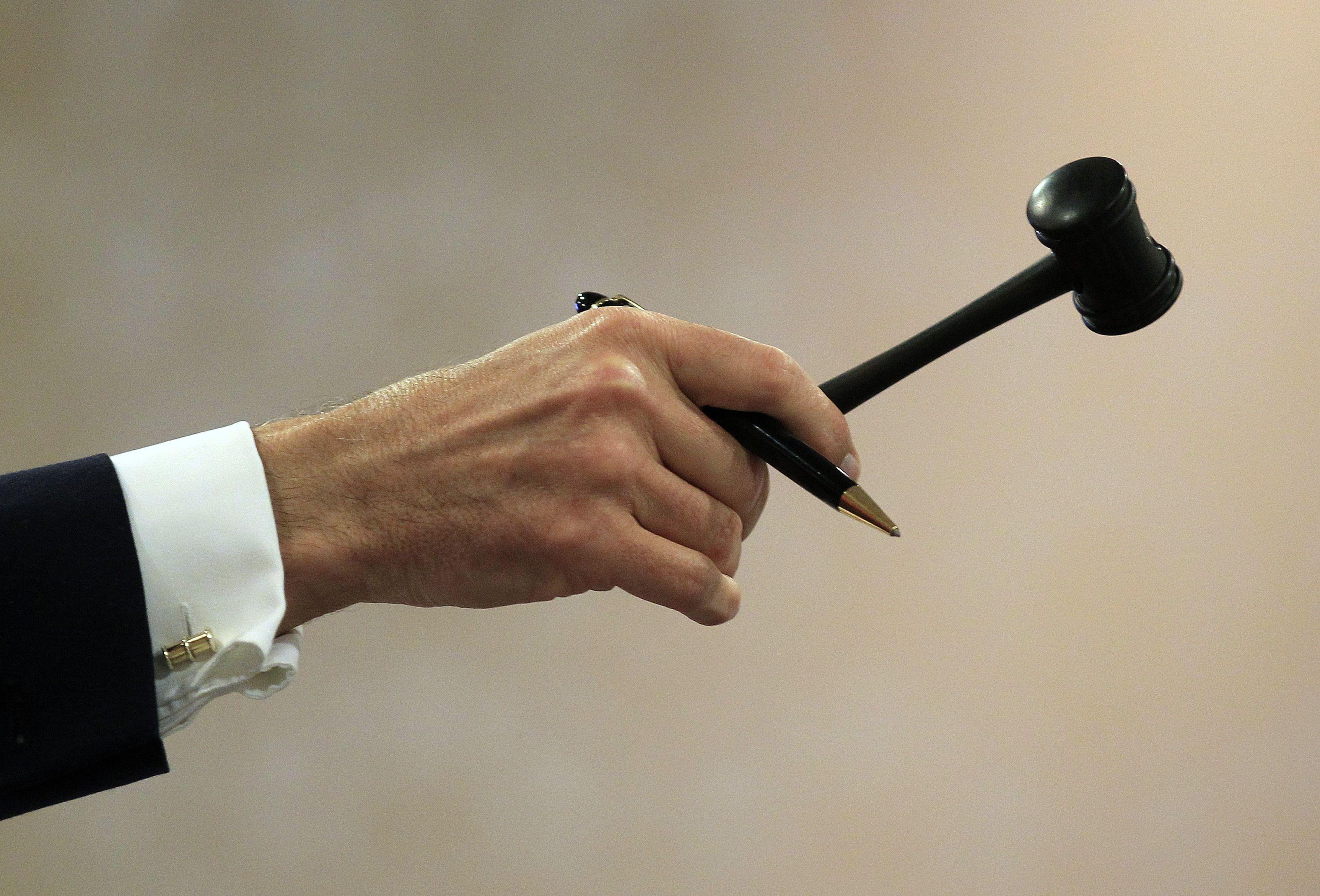 Comme toute institution humaine, la justice est faillible... bien que les juges ne veulent parfois pas l'admettre