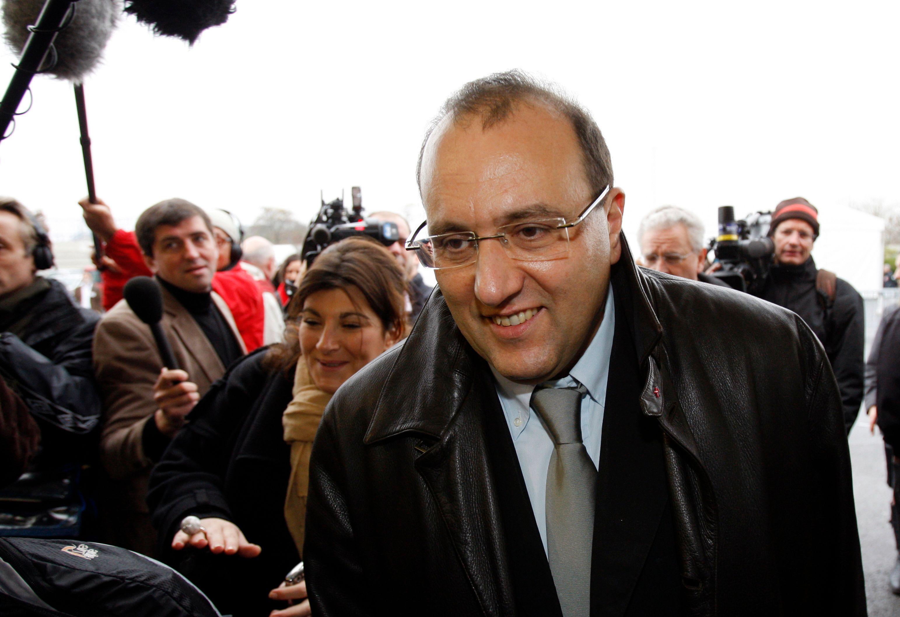 Julien Dray, le candidat qui n'en était pas un