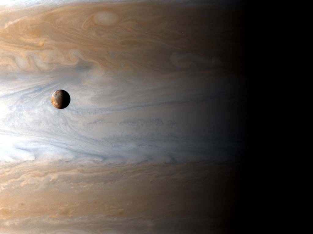 Europe, une des lunes de Jupiter, serait plus susceptible d'abriter la vie que la planète Mars...