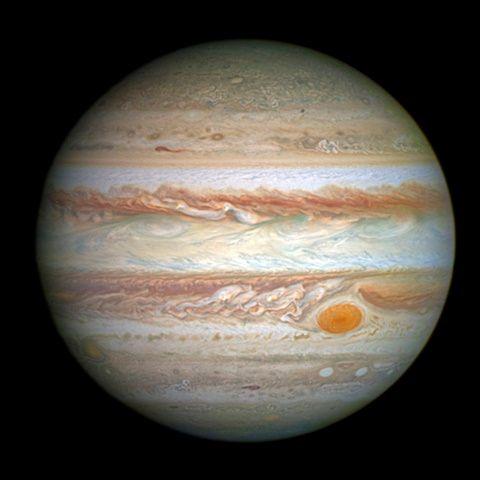 L'exoplanète 51 Eridani b montre la plus forte indication de méthane jamais détectée sur une telle planète.