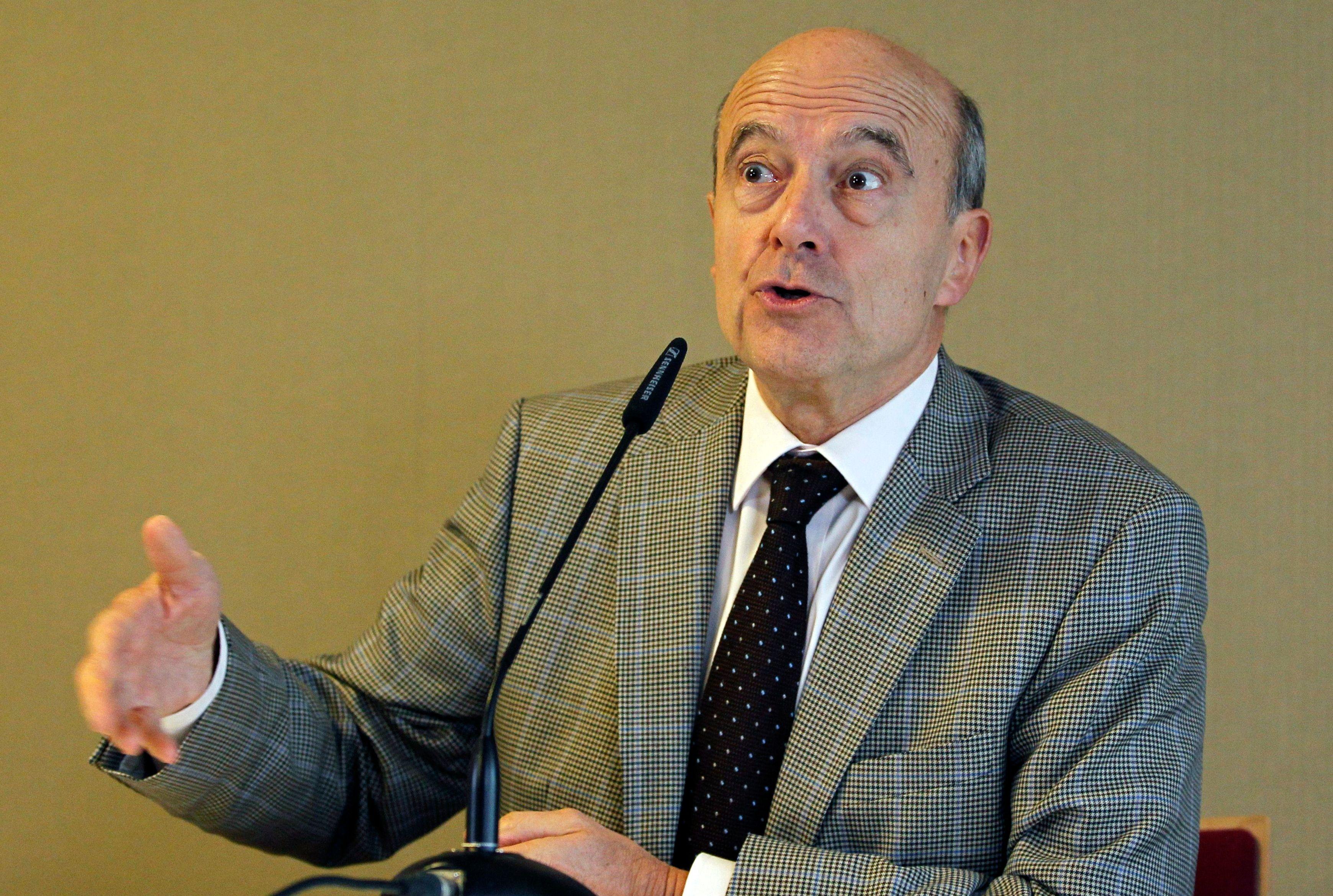 Pour Alain Juppé, l'affaire Bygmalion a fait mal à l'UMP
