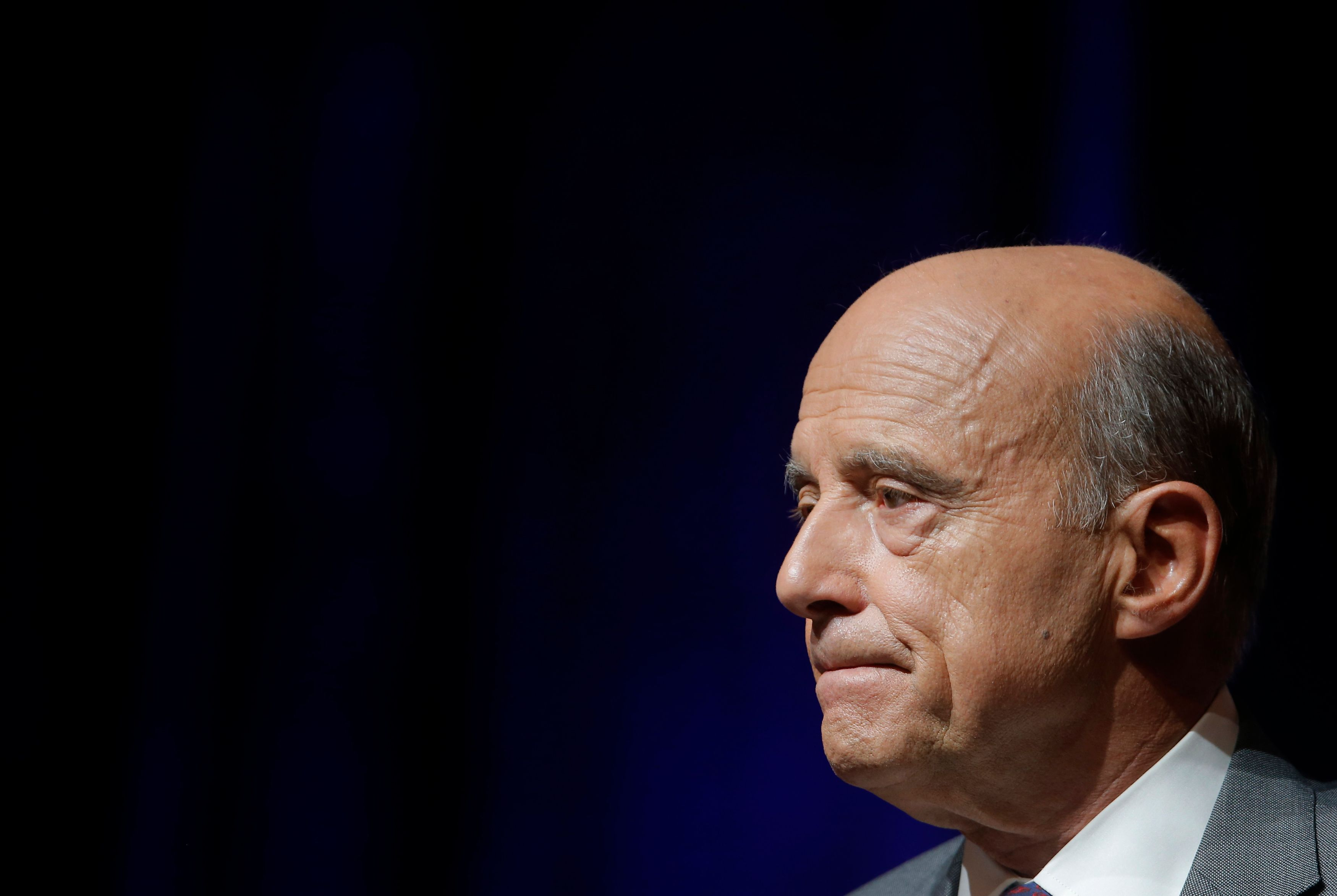 """Alain Juppé met en garde contre """"le désastre"""" du FN et condamne """"la trahison"""" de Dupont-Aignan"""