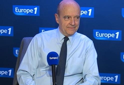 """Alain Juppé a réaffirmé qu'il irait """"jusqu'au bout"""""""