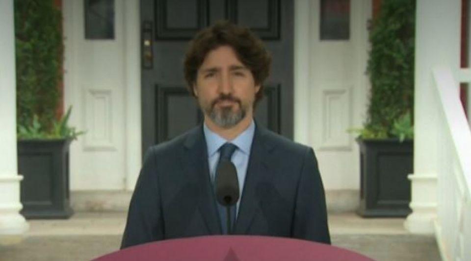 Canada : le long silence de Justin Trudeau sur la réponse de Donald Trump face aux manifestations