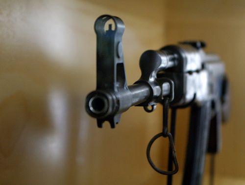 Mikhail Kalachnikov, l'inventeur du fusil d'assaut, se repent avant sa mort