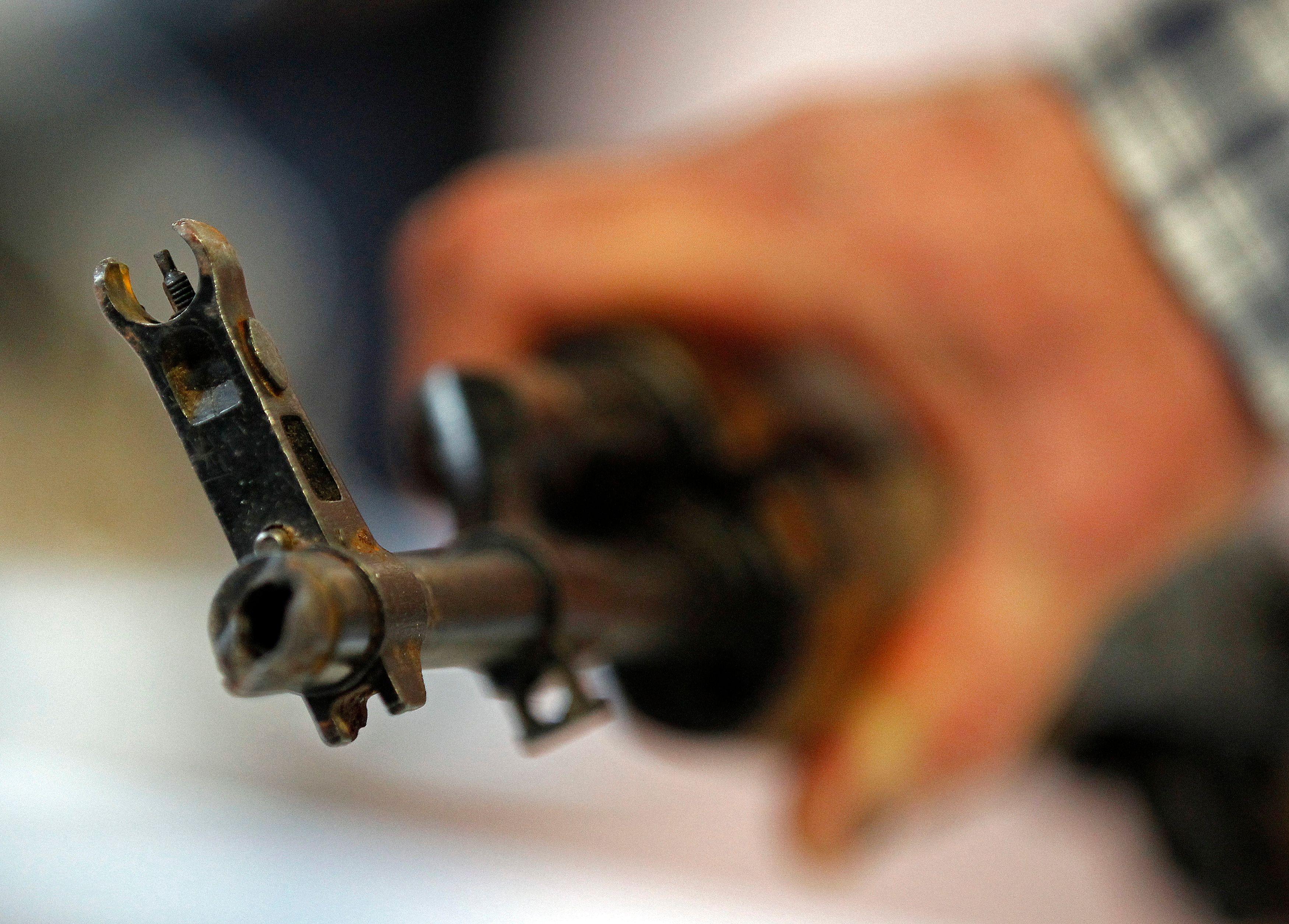 En 2011, il y a eu 20 règlements de comptes (16 morts) dans la région marseillaise.