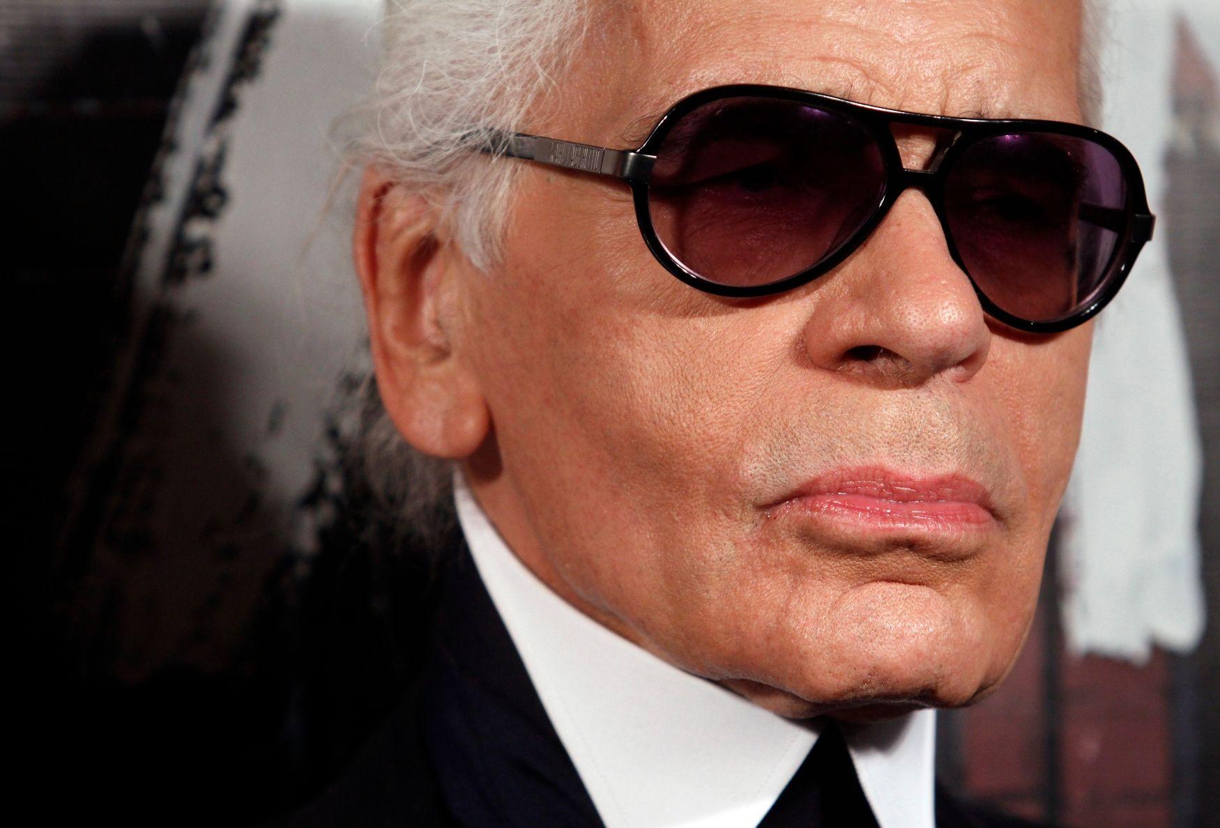 Karl Lagerfeld a aussi un avis sur l'affaire DSK.