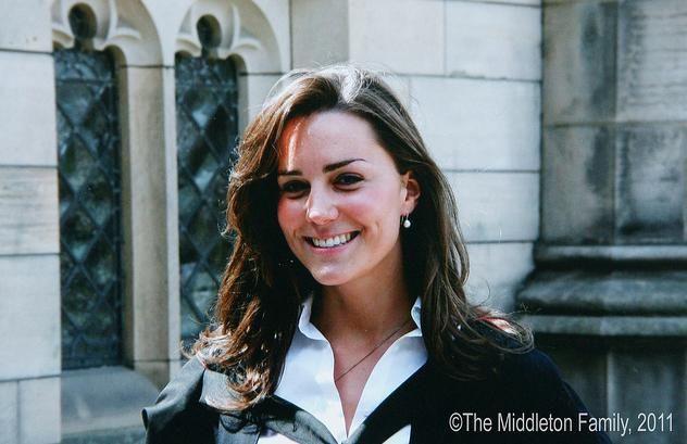 Kate Middleton, une vie en images
