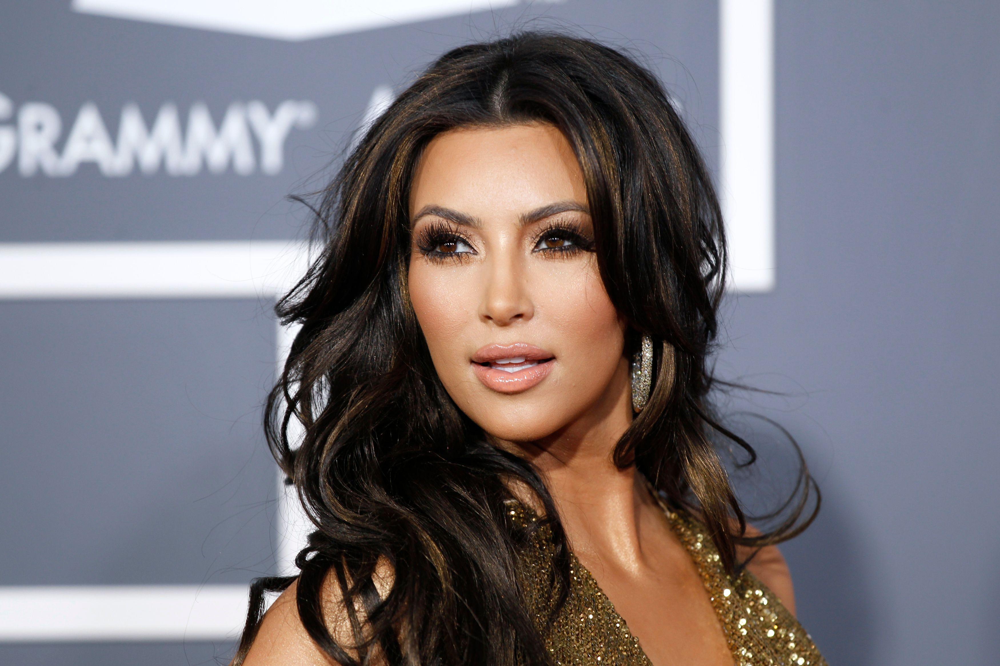 Certains fans de Kim Kardashian sont très bizarres...