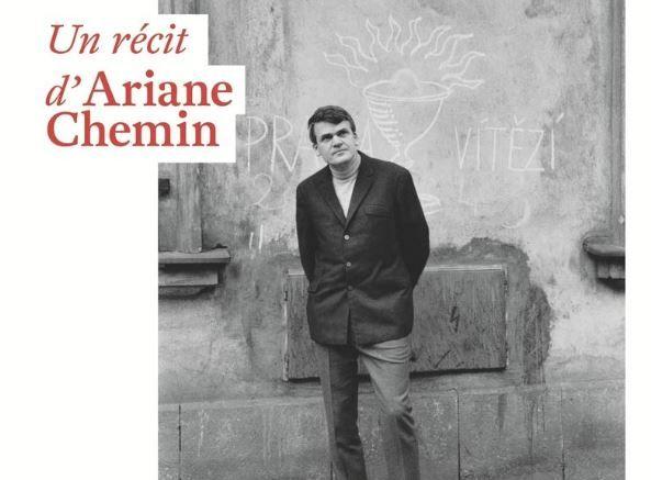 """Le livre d'Ariane Chemin, """"A la recherche de Milan Kundera"""", a été publié aux éditions du Sous-sol."""