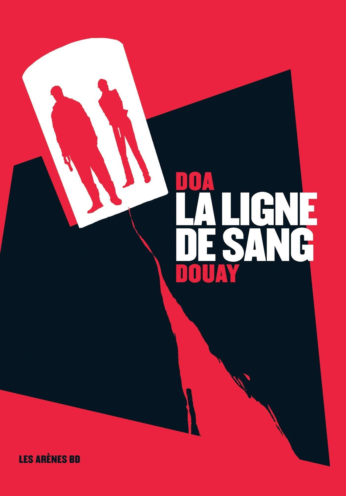 """""""La Ligne de Sang"""" de Doa et Douay : une bonne occasion de rentrer dans l'univers si particulier de Doa"""