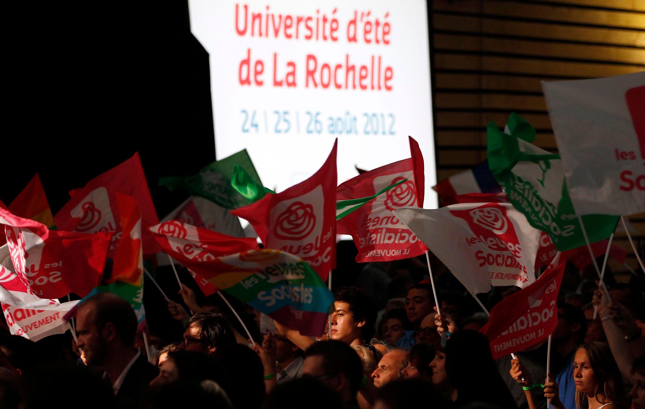 L'université d'été du Parti socialiste, au pouvoir depuis plus de 100 jours, s'achève ce dimanche 26 août.