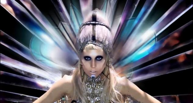 Lady Gaga a l'habitude des extravagances...