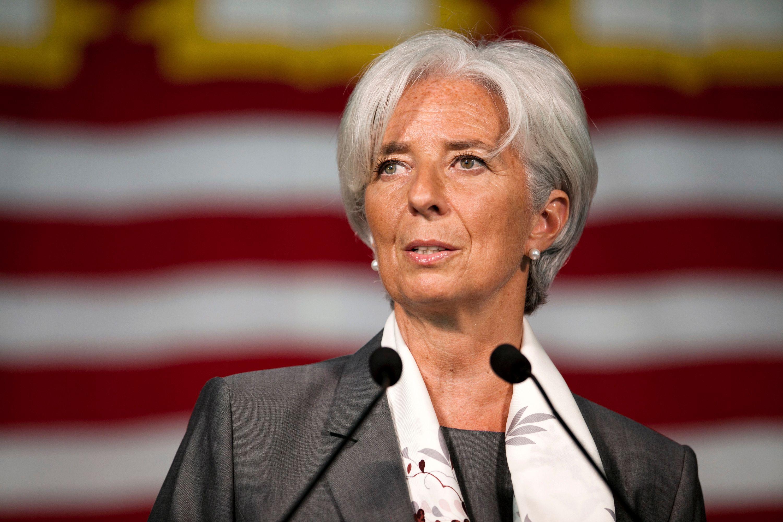 Christine Lagarde n'a pas de rival à la tête du FMI.
