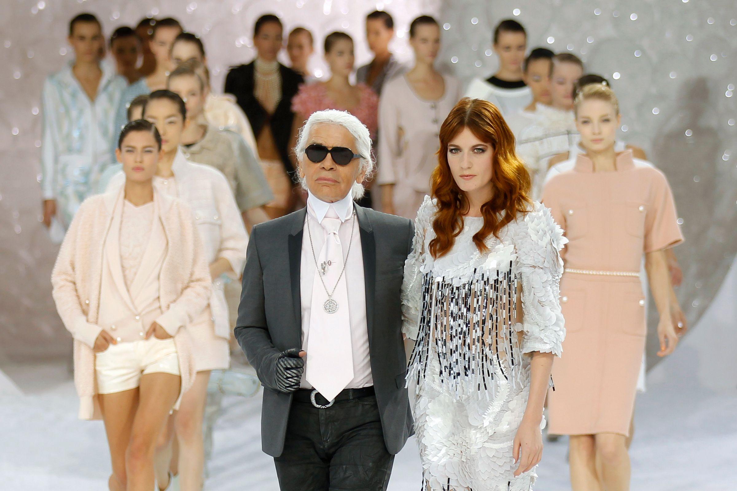 Karl Lagerfeld va avoir une Barbie à son image