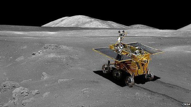 Lapin de Jade : la sonde lunaire chinoise a repris connaissance