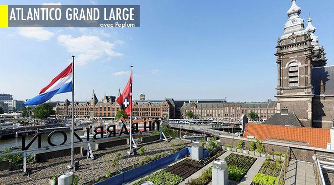Amsterdam, le point de départ idéal pour un séjour gastronomique sans pareil.