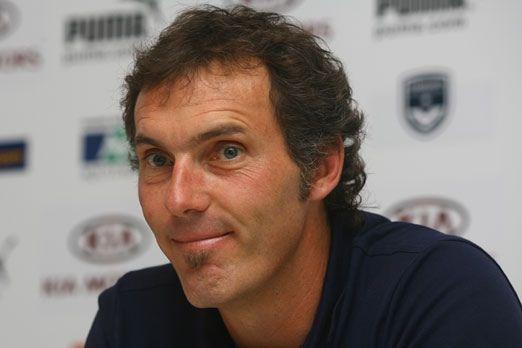 Laurent Blanc est le nouvel entraîneur du PSG