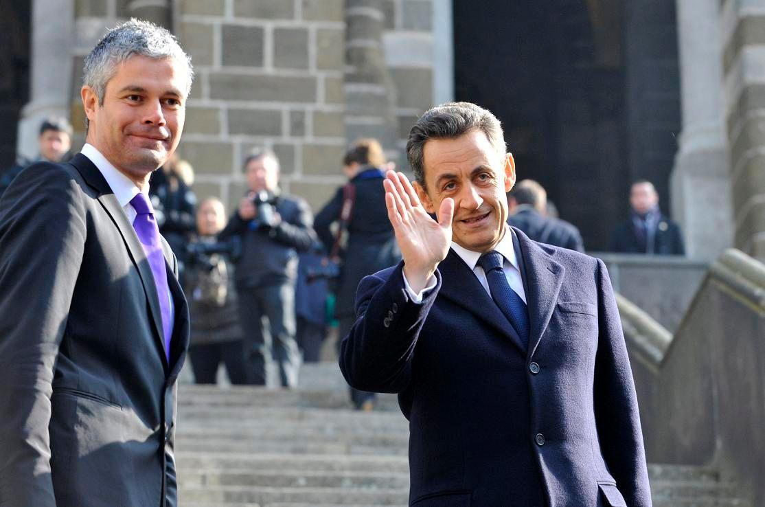 Nicolas Sarkozy prend toujours Laurent Wauquiez pour un centriste.