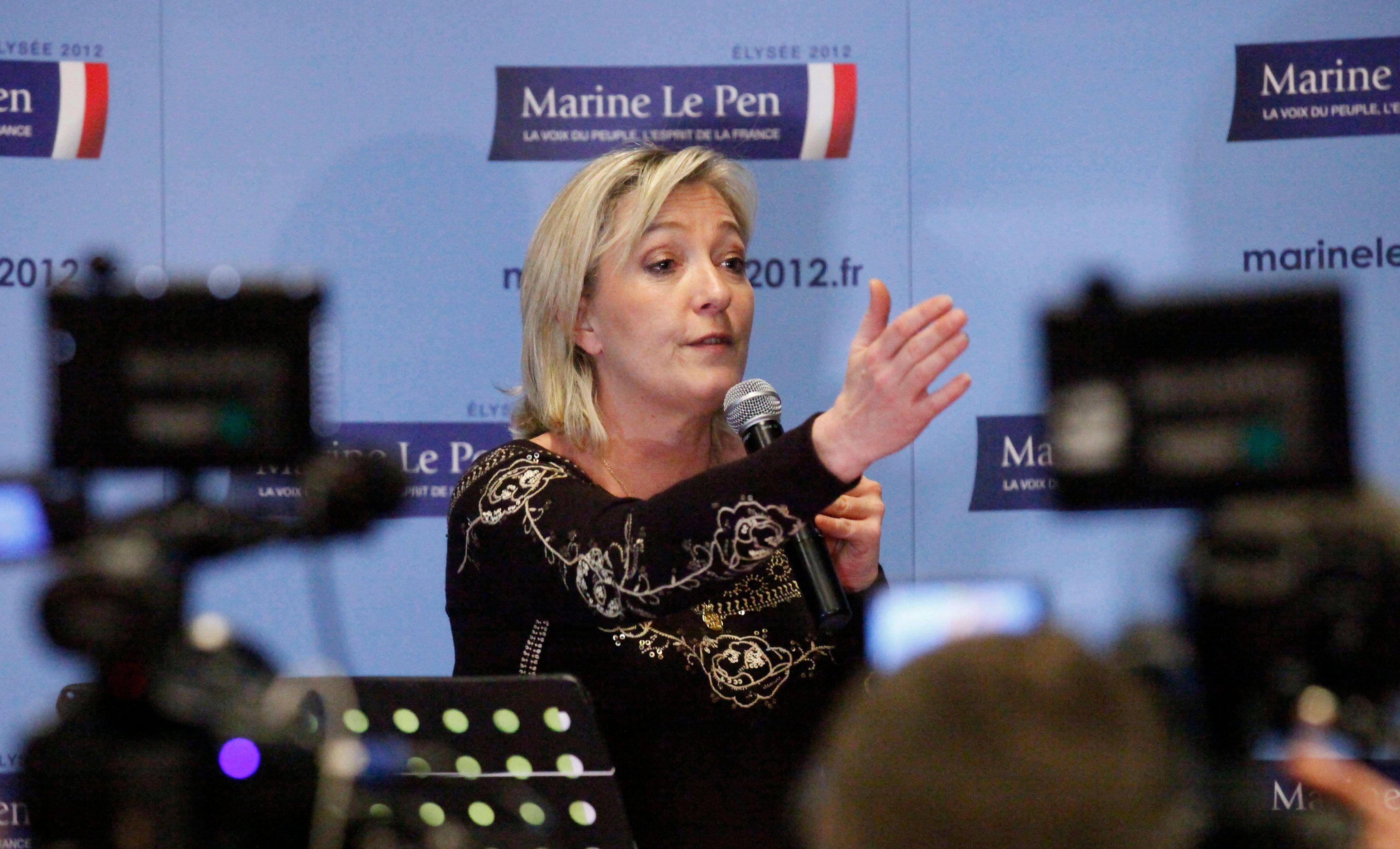 25% des Français estiment que le FN s'en sortirait mieux au pouvoir que la droite ou la gauche