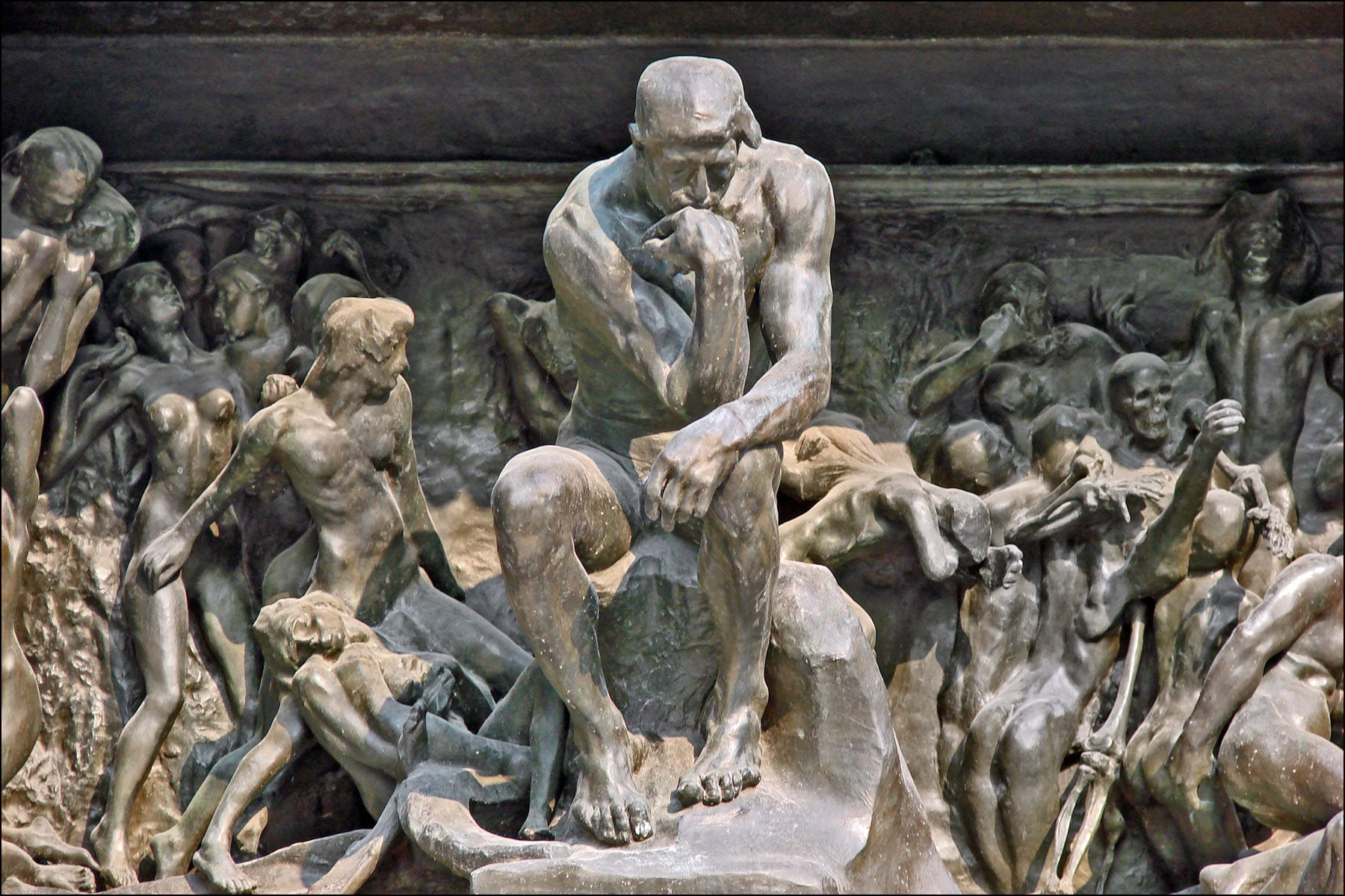 Un chef-d'œuvre de Rodin retrouvé par hasard dans une maison de retraite